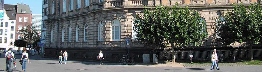 Kunstgewerbeschule, heute Akademie-Galerie