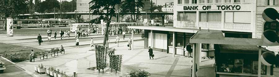 Jan-Wellem- u. Schadowplatz 1965