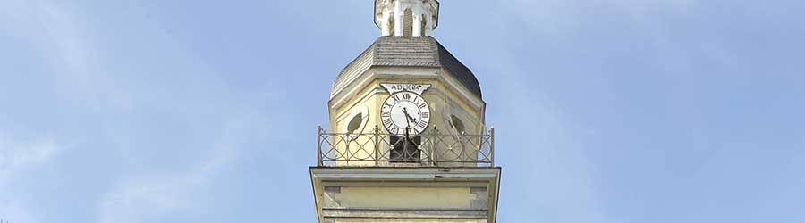 Turm der Neanderkirche